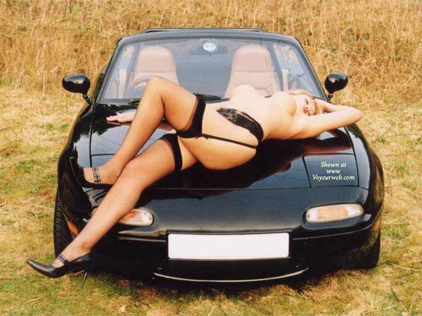 Pic #1*ca Sonya 36dd Black Mazda