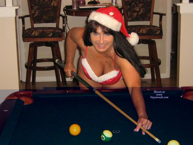 Pic #1*cl Victoria (santa's Helper Taking A Break)