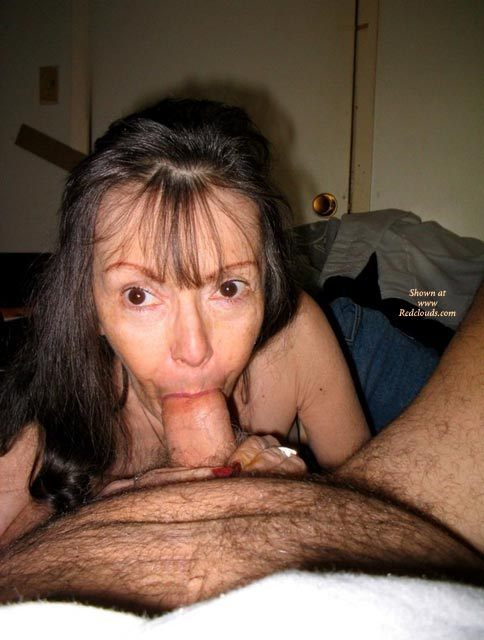 Pic #1*JO Sucking Cock & Swallowing Cum