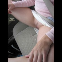Pouty Pussy Lips - Dark Hair, Flashing, Landing Strip, Pale Skin, Spread Legs, Trimmed Pussy , Pale Skin, Flashing Pussy, Slim Legs, Sitting With Legs Spread, Flash In Car, Pink Lifted Sweater