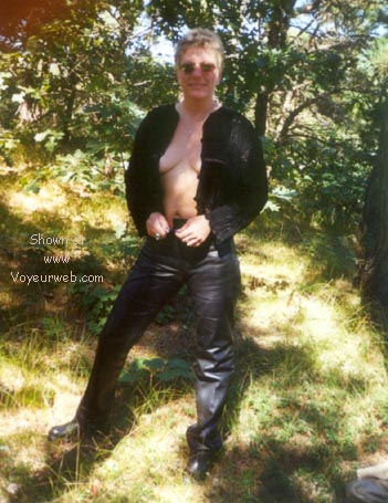 Pic #1Too Hot For Leather