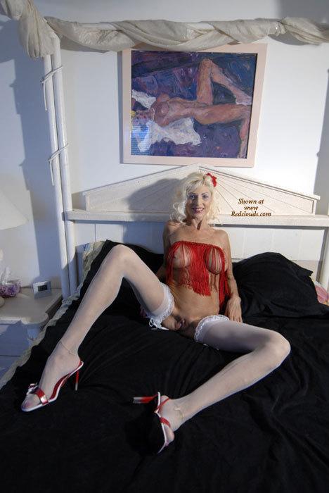 Horny voyeur at home