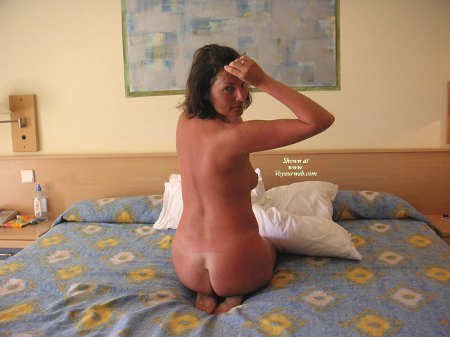 Apologise, but, Room hotel ass nude think, that