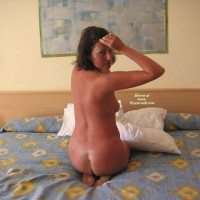 Sunburned Nude Wife On Bed - Brown Hair, Naked Girl, Naked Wife, Nude Amateur, Nude Wife , Naked On Bed, Hotel Bed, Hot Wife, Shy Girl Waiting, Backshot, Bare Back, Kneeling, Naked Ass, Sunburnt On Hotel Bed