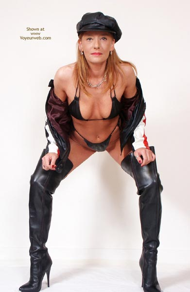 Pic #1 Susy Rocks...In Leather