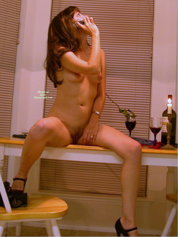 Naked Sitting On Table - Small Breasts, Small Tits, Spread Legs, Trimmed Pussy, Naked Girl, Nude Amateur , Pointed Areolas, Trimmed Pussy Hair, On The Phone, Sitting Nude, Small Breasts With Pink Nipples, Nude In Heels, Legs And Heels, Phone Sex