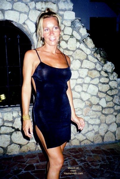 Pic #1 Kim4kate : Back In Black