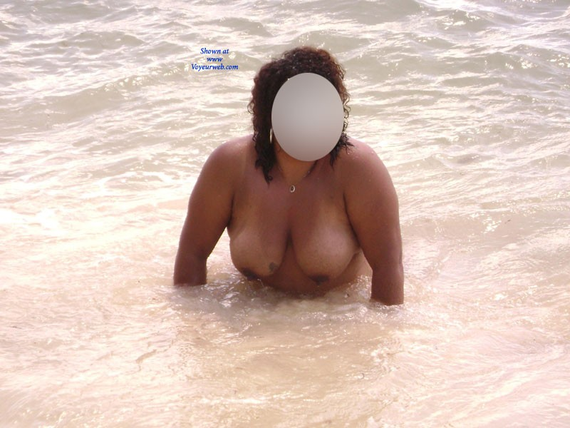 Pic #1Bahamas - Beach, Big Tits, Wife/wives