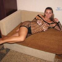 Mesh Dress - Heels, Sexy Lingerie