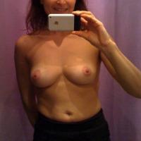 Medium tits of my wife - abby