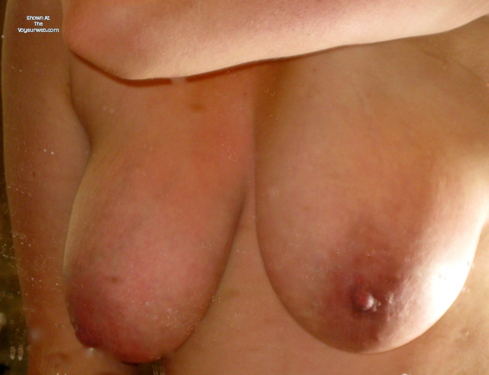 Pic #1My large tits - MtnWife