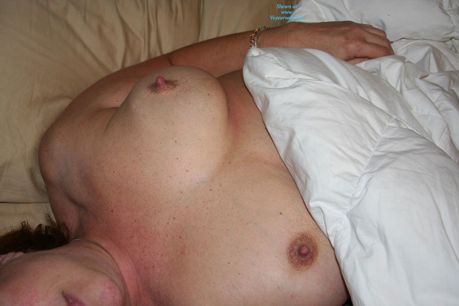 Pic #1Another Enjoying Being My Little Slut - Big Tits, Bbw