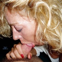 MJ The Slut - Blonde Hair, Blowjob , Great Blow Job.  Any Time Any Place