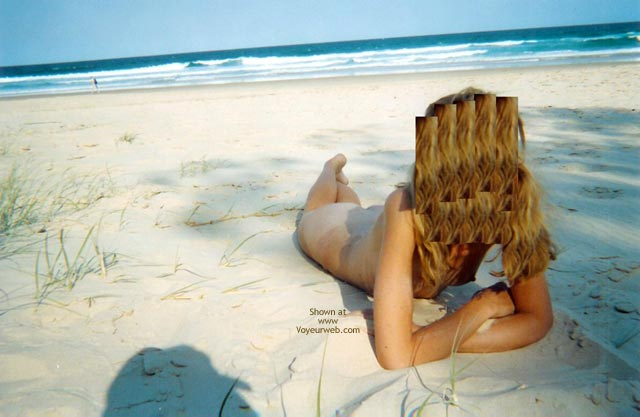 Pic #1 Bb At The Beach