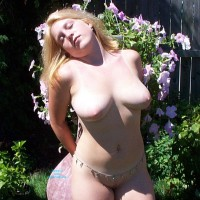 Sunshine by The Arbor - Big Tits, Blonde Hair , More Pics With A Different Outfit