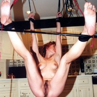 My Next Door Neighbour - Hairy Bush , Ivana Began To Enjoy Bondage To A Greater Extent As Our Shoots Continued.