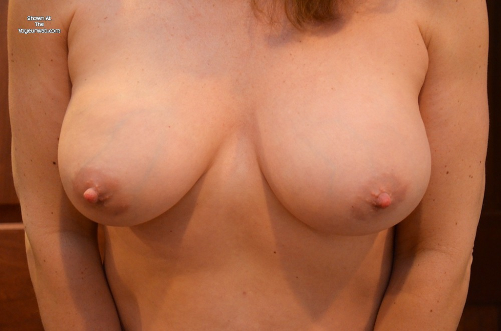 Pic #1Large tits of my wife - Esther