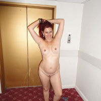 London Hotel - Exposed In Public, Nude In Public , Adventure At The Hotel On Our Last Trip To London