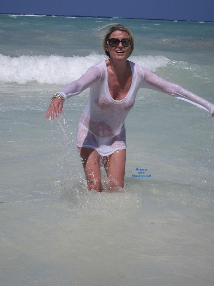 Wet in Trelawny, Jamaica - Wet, Beach Voyeur , Cooling Off In Jamaica