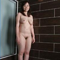 Asian Milf @ Hotel - Asian Girl, Big Tits, Brunette Hair