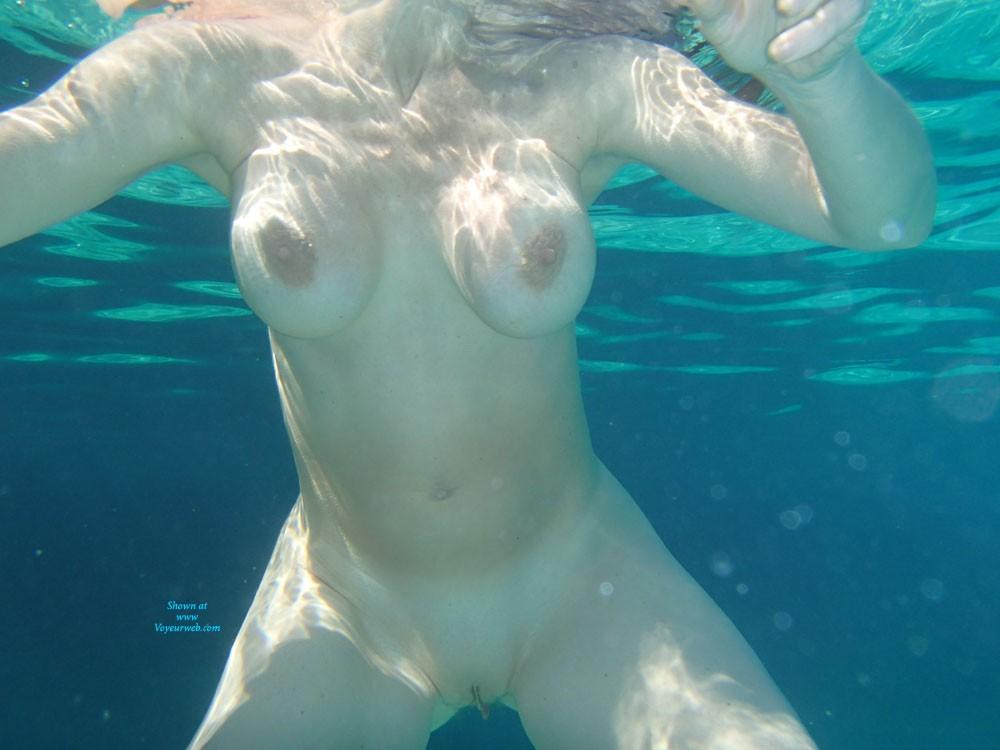 Boyfriend Tricks Girlfriend Into Wearing Dissolving Bikini