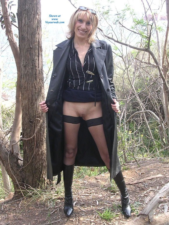 In The Woods - Sexy Lingerie , ...
