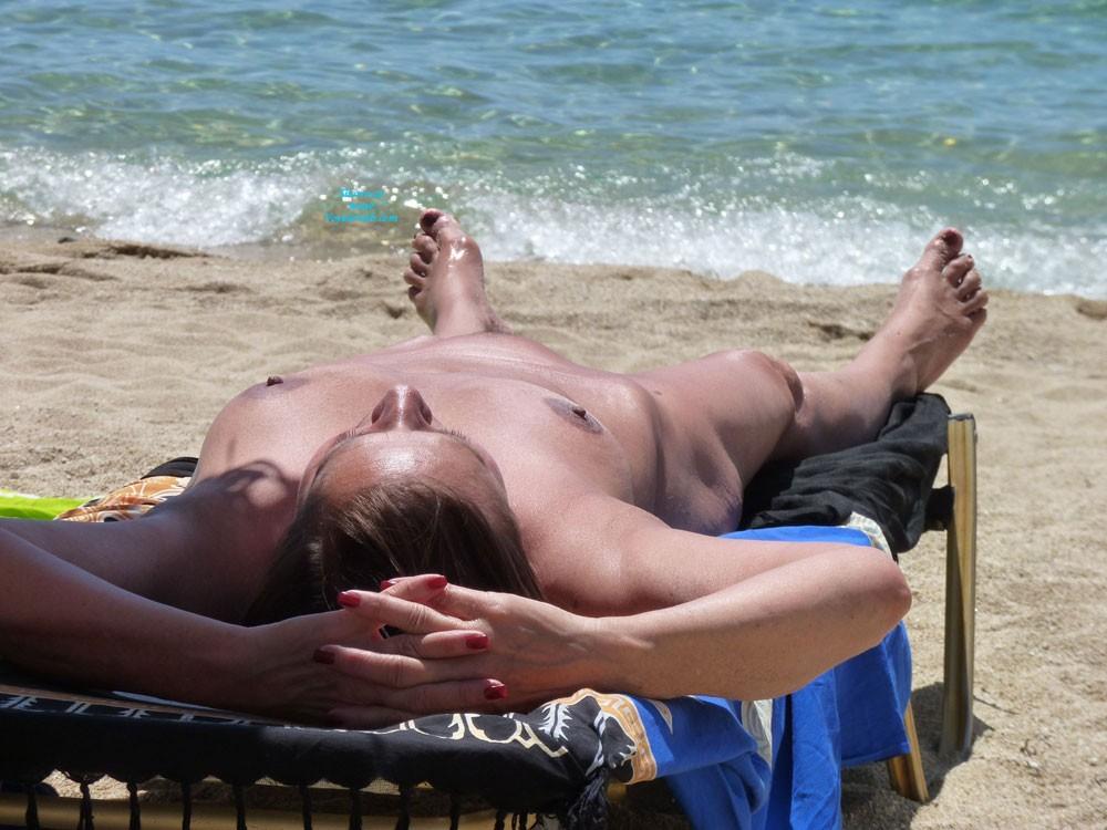 Greece 2013 - Beach Voyeur