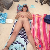 Debbie - Beach, Mature