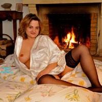Fireplace - Big Tits