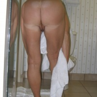 My wife's ass - Jill