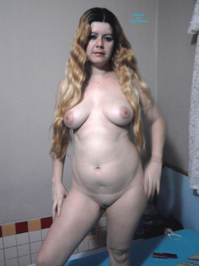 Pic #1Another Brazilian Whore - Big Tits, European And/or Ethnic, Pussy, Shaved
