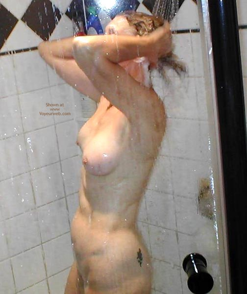 Pic #1 A Shower Before
