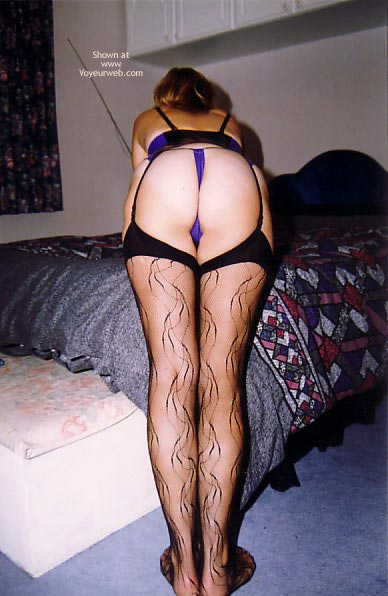 Pic #1 Mistressvw Likes Purple