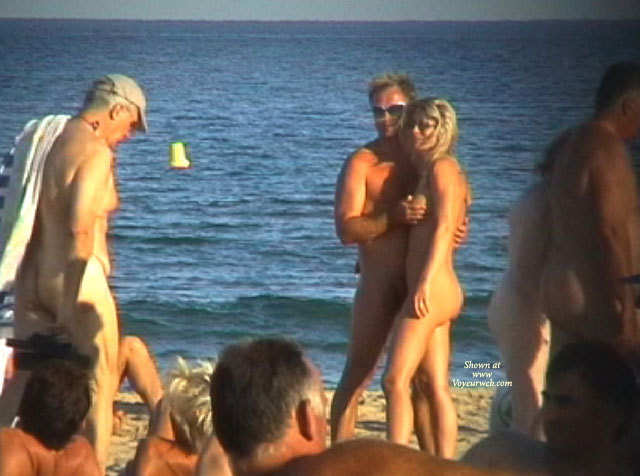 Superzoom: The Comeback , Dear Viewers, As Some Of You Have Noticed, I Took A Few Days Off.  But Now I Am Back. With A Big Stock Of Hot Pictures. <br /><br />I Saw This Couple At The Beach In Cap D'Agde, The Paradise Of The Nudists In The South Of France. While They Were Talking To Other Sunbathers, He Could Not Stop Touching His Girl And Making Her Hot. An Action What Is Very Common At This Very Special Beach... As Always: Have Fun! Superzoom