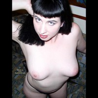 Big Breasts - Big Tits, Black Hair, Blue Eyes , Big Breasts, Blue Eyes, Goth Girl, Black Hair