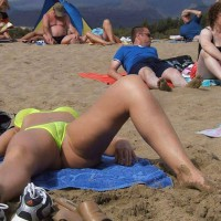 Bikini Cameltoe - Camel Toe, Beach Voyeur, Naked Girl, Nude Amateur , Yellow Bikini On Beach Non Nude, Spread Leg Bikini Shot, Public Beach, Beach Cameltoe, Camel Toe At The Beach, Yellow Bikini Cameltoe On Busy Beach, Mellow Yellow Bikini, Sunbathing