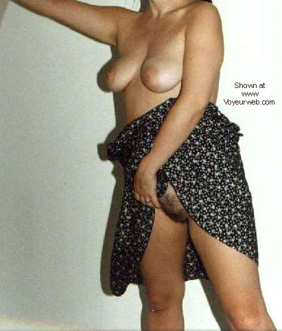 Pic #1 wife strips twice