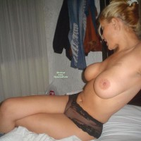 Topless Wife - Big Tits, Black Hair, Blonde Hair, Large Breasts, Long Hair, Milf, Topless, Sexy Wife, Topless Wife , Large Heavy Breasts, Legs Crossed, Open Legs, Big Titties, Sheer Black Lace Panty, Black Boyshorts, Topless Milf, Curvy Blonde