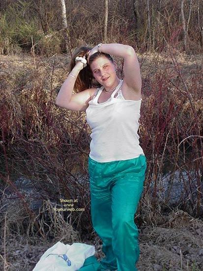 Pic #1 Monica Outside