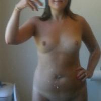 My small tits - Christine