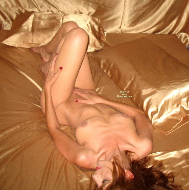 Simply ridiculous. Cute girl in silk nude was error