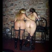 Double Wfi - Girls , Double Wfi, Two Girls, Mooning, Double Asssets