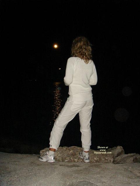 Tintarella Di Luna...turbante , Cosa C'è Di Più Romantico Ed Eccitante Di Una Calda Serata Di Luna Piena?
