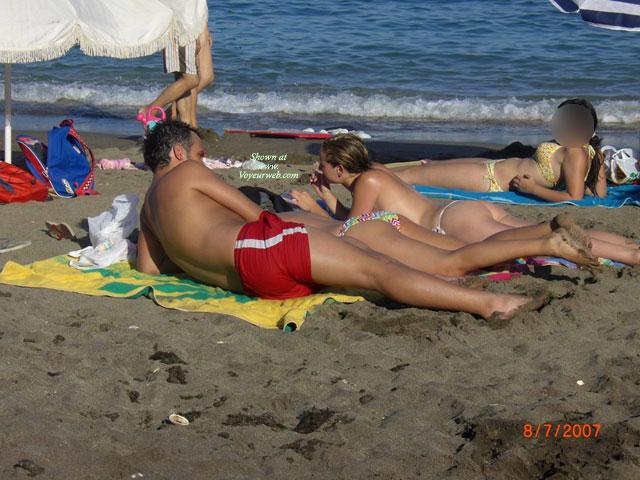 Spanish Sun , Julyin Spain