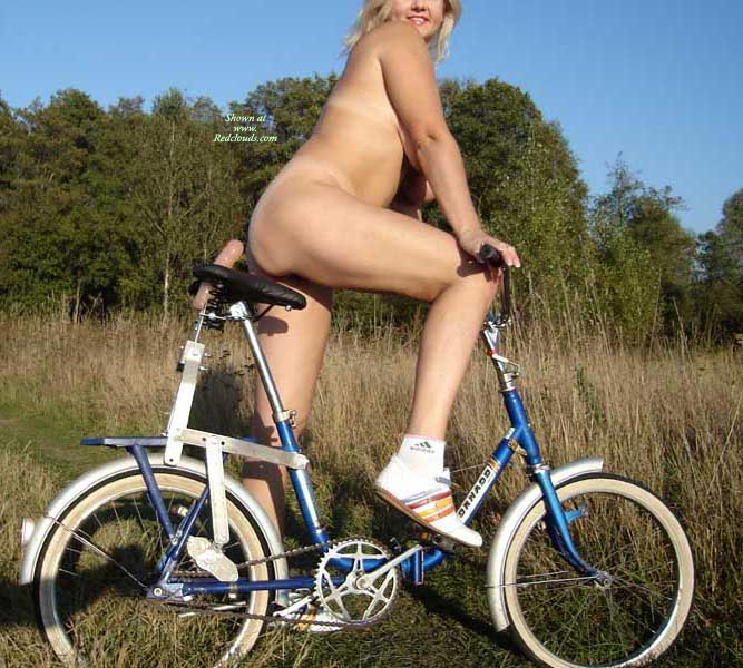 Girls, your love of cycling could be making your lady bits bigger