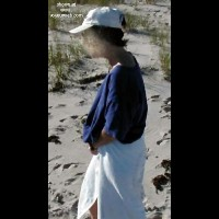 Northeast Wife Mid-Sept Beach