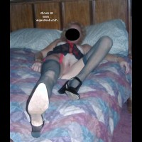 Pic #1 Garter And Stockings