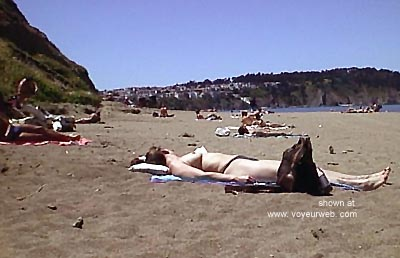 Pic #1 Nude Race San Fran