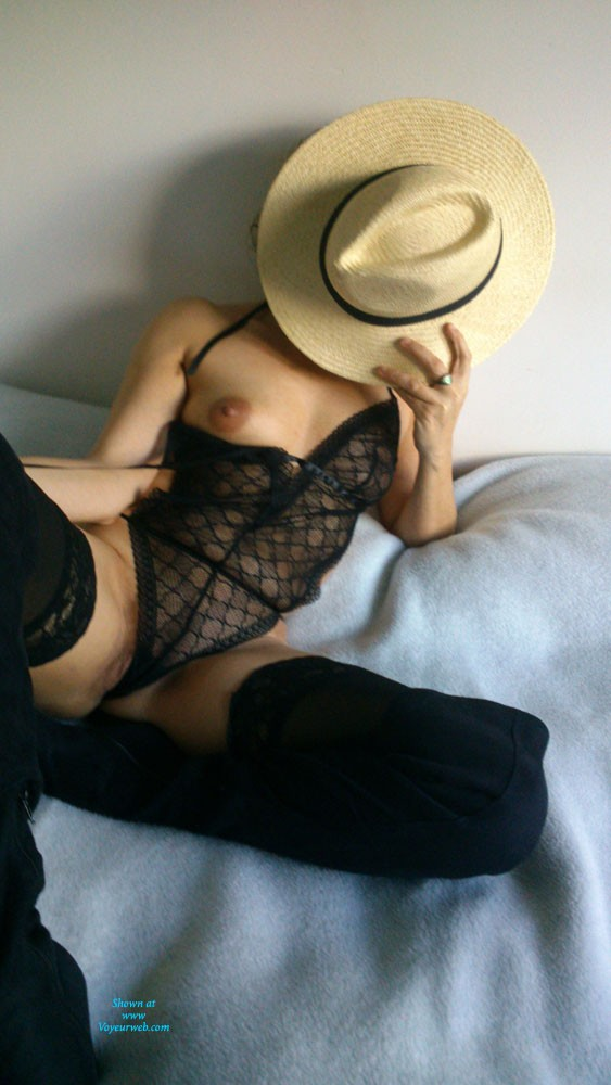 Pic #1 Monique's Day - Lingerie, Blonde, Pussy, Shaved
