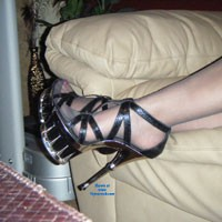 Some of My Heels - High Heels Amateurs, Big Tits, Blonde, Dressed, Pussy